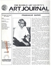 Prabhakar Barwe - The Art Journal